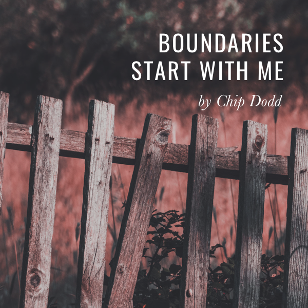 Boundaries Start with Me