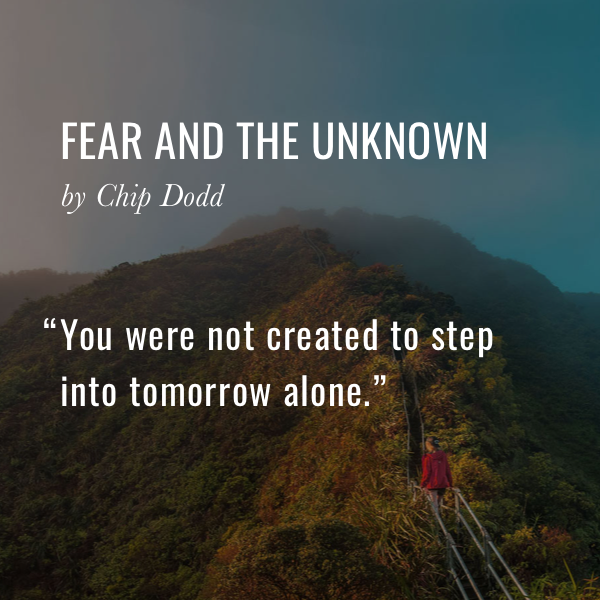 Fear and the Unknown
