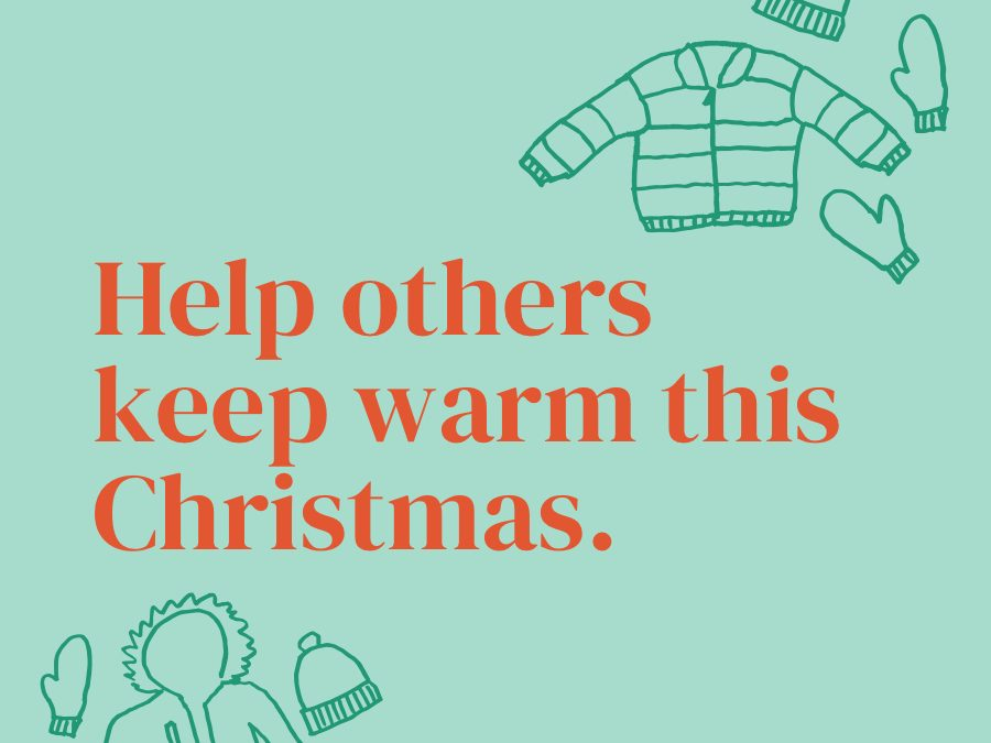 Help Others Stay Warm